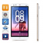 "Kingzone Z1 MTK6752 1.7GHz Octa-Core Android 4.4 4G Phone w/ 5.5"" HD, NFC, Touch ID,2GB RAM - White"