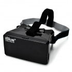 "iBlue Universal Virtual Reality 3D Glasses for 3.5~6"" Smartphones - Black"