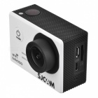 "SJCAM SJ5000 Wi-Fi 2.0"" 14MP 1080P Action Sport Camera - White + Black"