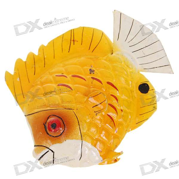 Colorful Fish Shaped Magnet (Assorted)