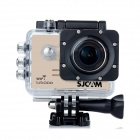 SJCAM SJ5000 Wi-Fi 2.0'' TFT 14MP 1080P 60FPS Full HD Action Sports Camera - Gold + Black