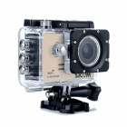 "SJCAM SJ5000 Wi-Fi 2.0"" TFT 14MP 1080P Action Camera - Gold + Black"