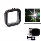 PANNOVO 8 Lines Night View Photograph Ring Filter Lens for Gopro 3+ 4
