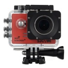"SJCAM SJ5000 Plus 1.54"" 16MP 1080P Wi-Fi Sports Camera - Red + Black"