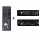OURSPOP MK808B Plus Quad-Core Android 4.4 Google TV Player w/ 8GB ROM, EU Plug +F10 Deluxe Air mouse