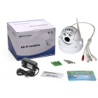 SunEyes SP-P1802SWPTZ 1080P WiFi PTZ Dome IP Camera - White US Plugsss