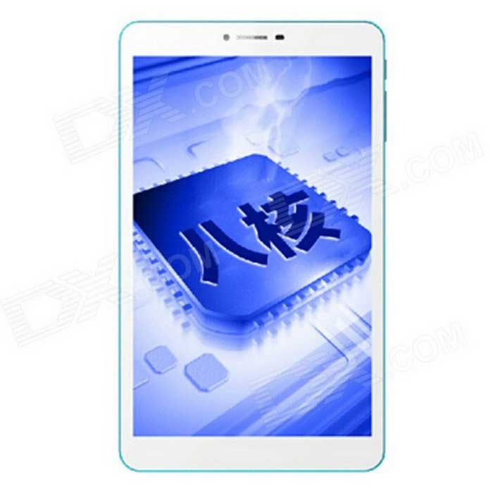 Colorfly G808_Oc android tablet w / 1GB de RAM, ROM de 16GB - branco + azul
