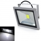 Marsing 20W 1600lm 6500K Outdoor Waterproof Cool White Light LED Flood Projection Lamp (85~265V)