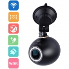 DDPai M5S HD 1080P Wireless Car DVR Camcorder Wi-Fi Mini Recorder w/ Remote Capture Wireless Button
