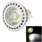 LeXing GU10 6W 350lm Spotlight Bulb 6500K White Light COB LED (85-265V)