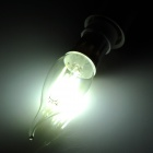 LeXing Lighting E14 4W 6500K 320lm 4-COB White Bulb (85~265V)