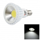 LeXing Lighting E14 5.5W COB LED Spotlight White Light 6500K 380lm - White + Yellow (AC 85~265V)