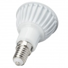 LeXing Lighting E14 5.5W COB LED Spotlight Cold White Light (85~265V)