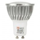 LeXing Lighting Dimmable 6W GU10 350lm 15-SMD 5730 Warm White Bulb
