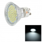 LeXing Lighting GU10 3W LED Spotlight kaldt hvitt lys (AC 220 ~ 240V)