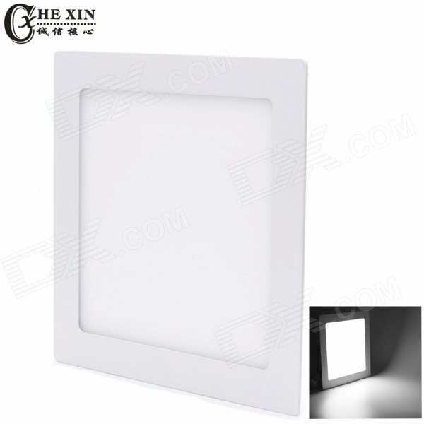 CXHEXIN 12W 1000lm 24-SMD 5630 White Ceiling Lamp (85~265V)