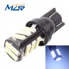 MZ T10 5.5W 6500K 660lm SMD 7020 White Car Lamp (12V)