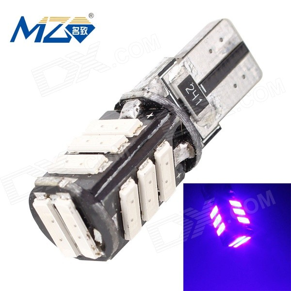 MZ T10 5.5W 455nm 660lm 11-SMD 7020 Car Lamp (12V)