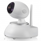 geekrover 1.0 MP 720P indoor P2P wifi babyfoon camera - wit