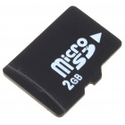LD Class 2 MicroSD/TransFlash TF Memory Card (2GB)