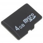 LD Class 4 MicroSD/TransFlash TF Memory Card (4GB)