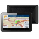 "7"" HD Android 4.4 Car GPS Navigator / Tablet PC w/ Wi-Fi / FM / 8GB Flash Memory (US + Canada)"