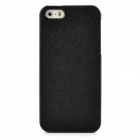 Protective TPU Back Case Cover for IPHONE 5 / 5S - Black
