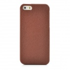 Protective TPU Back Case Cover for IPHONE 5 / 5S - Brown