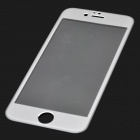 Tempered Glass Full Screen Film for IPHONE 6 - Grey + Transparent