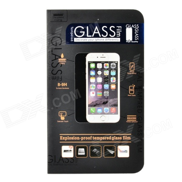 Anti-Spy Tempered Glass Mirror Film for Samsung Galaxy S6 - Black