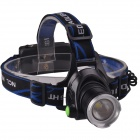 SingFire SF-649 800lm 3-Mode Zooming XM-L T6 LED Cool White Light Headlight Headlamp (2 x 18650)