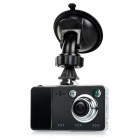 "2.7"" TFT FHD 1080P CMOS 120' Wide-Angle 1.3MP Car DVR Camera Camcorder w/ 2-LED Night Vision"