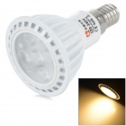 LeXing Lighting E14 6W Dimmable LED Spotlight Warm White 3500K 350lm SMD 2835 (AC 220~240V)