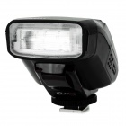 "VILTROX JY-610II 1.9"" LCD 500lm Top Flash Speedlite for Canon / Nikon / Sony SLR Camera - Black"
