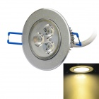 JIAWEN 3W 3200K 300lm Warm White Ceiling Lamp (100~240V)