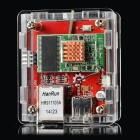 KEYES OpenWRT Wi-Fi Wireless Video Transmission Module for Smart Car - Red + Silver