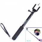 "EOSCN ES-902 Selfie Monopod w/ GoPro Connector + Phone Clamp Holder + 1/4"" Screw - Black"