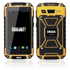 "iMAN i6800 Android 4.4 MTK6582 Quad Core Waterproof IP68 3G Phone w/ 4.7"",8GB ROM, 8.0MP,WiFi,GPS"