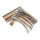 Jtron Polyolefin 2:1 Heat Shrink Tubing Tube - Multicolored (8 x 8 PCS)