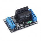 ZnDiy-BRY 2-Channel 5V Solid State Relay Module w/ Fuse - Blue + Black (240V / 2A)