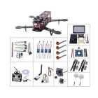 QAV250 FPV 250 Quadcopter + Motor+ ESC + Flight Controller+ Image Transmission + Antenna Kit