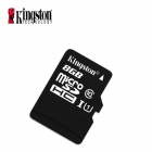 Kingston Class 10 8GB Micro SD / TF Card ж / Card Reader - черный