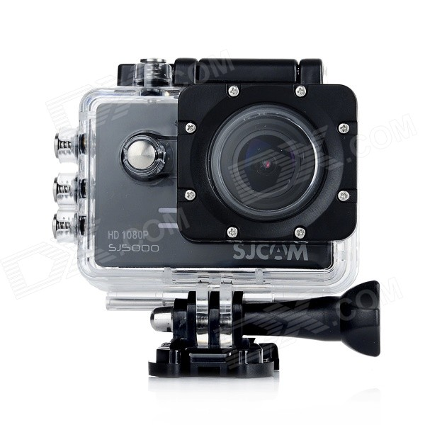 "SJCAM SJ5000 14MP 2.0"" TFT Action Sport Digital Video Camera - Black"