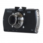 "2.7"" FHD 1080P CMOS A7L70D 170' Wide-Angle LED Night Vision Car DVR Recorder Camcorder w/ GPS Logger"
