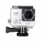 "EOSCN HD1080P Waterproof 1.5"" LCD 12.0MP CMOS Wi-Fi Sports Camera / Action Camcorder - White"