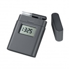 "Digital 1.5"" LCD Alcohol Tester w/ Backlight - Black (2*AA)"