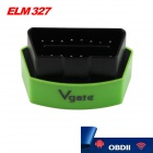 Vgate iCar3 ELM327 Wi-Fi OBDII Car Vehicle Diagnostic Scanner Tool Tester - Green + Black