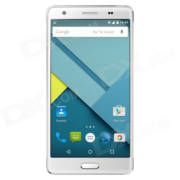 Mlais M4 Note Android MTK6732 4G FDD-LTE Phone w/ 5.5″ IPS/13MP/2GB RAM/16GB ROM – White