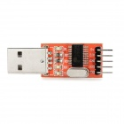 CP2102 USB to TTL Serial UART Module w/ Cable - Red