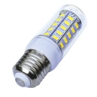 JIAWEN E27 8W Corn Lamp Bulb Cool White Light 800lm SMD 5730 (AC 220V)